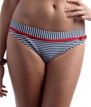 Lucille bikini alsó, navy