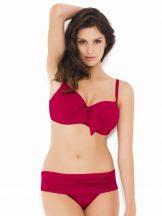 Veronica Balconett bikini felső, piros