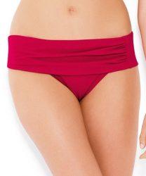 Veronica bikini alsó, piros